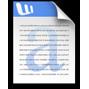 WT formular za klasifikaciju
