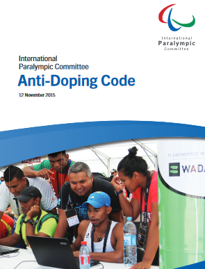 IPC anti doping